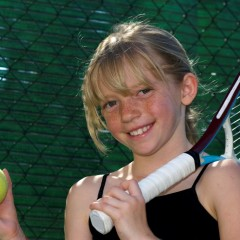 Tennis Junior Rookie Tournament