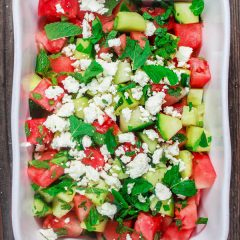 Summer Salad Love!