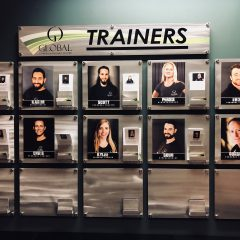 Train With The Best!
