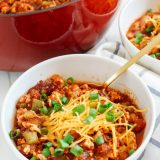 The Best Turkey Chili You Will Ever Taste