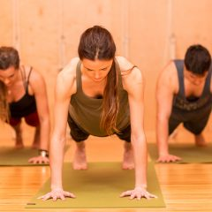 Fitness & Yoga Class Schedules