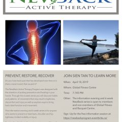 New Back Active Therapy