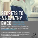 Secrets to a Healthy Back