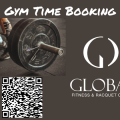 Gym Time Bookings