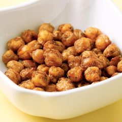 """Spiced Chickpea """"Nuts"""""""