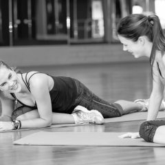 NEW! Stretch For Charity Class