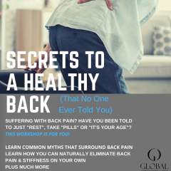 Secrets to a Healthy Back