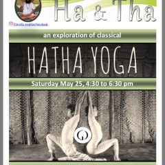 Yoga Workshop – Ha & Tha