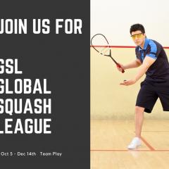 Global Squash League – GSL