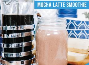 Mocha Latte Smoothie