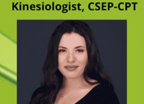 Meet Trainer Makena Moore – Kinesiologist, CSEP-CPT